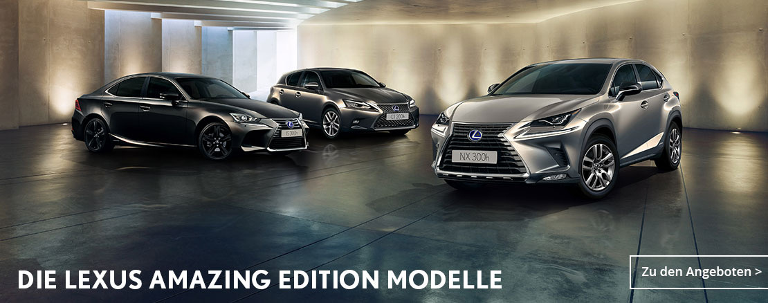 lexus amazing edition