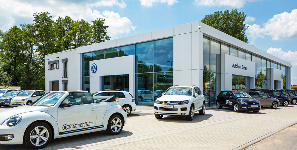 Volkswagen lexus und toyota bei ihrem autohaus gitter e kfm for Bewertung autohaus